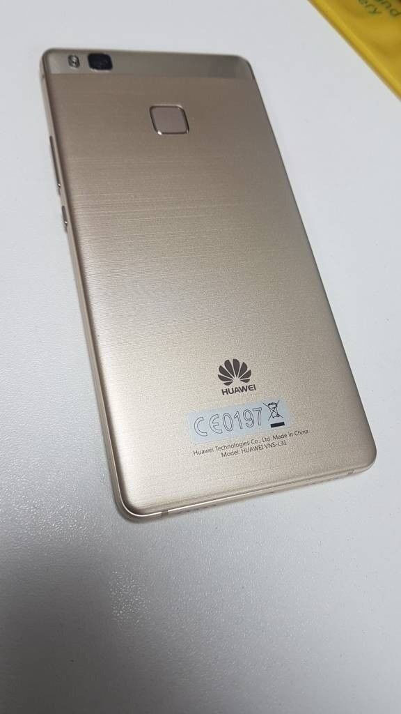HUAWEI P9 LITE GOLD 16 GB -UNLOCKED-LIKE NEW