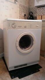 White knight 6kg tumble dryer like new can deliver for a small charge