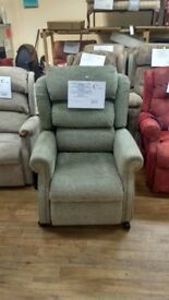 Oak Tree Mobility Oak Riser Recliner Chair, Delivery Available