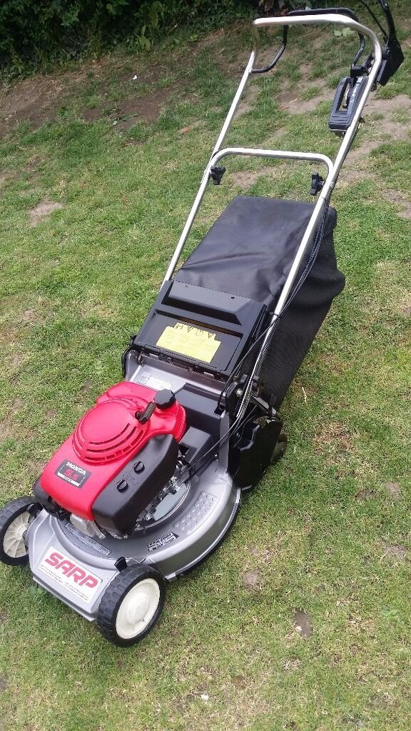 lawn propelled rb smart drive self honda ixlib with ebth items img mower
