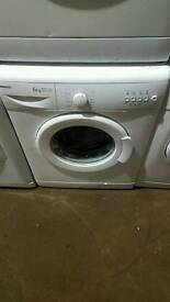 BEKO 6KG 1200 SPIN WASHING MACHINE WITH 6 MONTHS GUARANTEE