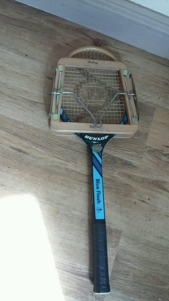 Dunlop Blue Flash Tennis Racket