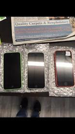 Apple iPhone 5c unlocked brilliant condition