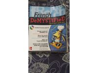 French De-Mystified - Free- Collection Only