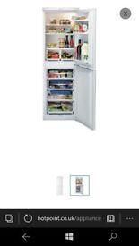 brand new hotpoint first edtipn fridge frezzer