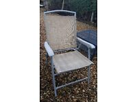 Spare Patio Chairs x3