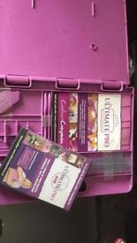 Crafters companion ultimate pro with dvd