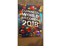 Guinness World Records 2018 Book - Hardcover * BRAND NEW*