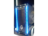 GAMING PC - AMD FX 4170 Quad-Core Processor 4.20 GHz 8 GB RAM MSI R9 390 Series 8 GB 1 TB HDD