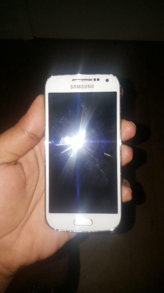 Samsung S4 Mini White Unlocked