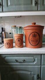 Terracotta Storage Jars