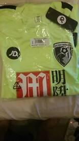 Afc bournemouth third shirt 2016-2017 (XXL)