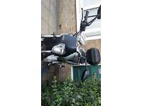£450 if gone today Honda Varadero 125