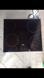 Beko Electric Induction Hob New and Unused