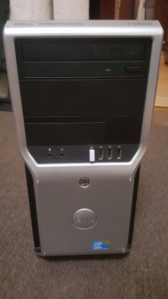 Gaming Pc Dell Precision T1500i7 860 2.80GHz ,1gb Video ,8Gb ram, 500gb hdd.Cleanin Kingsbury, LondonGumtree - Gaming Pc in perfect working condition. Offers welcomed Intel Corre i7 860 @ 2.80 GHz 8gb ram Memory 500gb HDD Dedicated Nvidia Quadro 600 1GB Graphics card DVD RW Wifi WIN 7 ,keyboard, Mouse. y6y6y6y66y6y6ssss