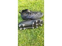 Adidas sock boots - kids size 1