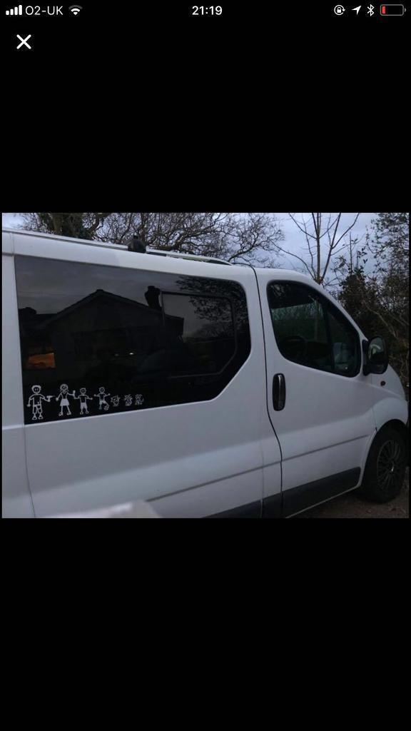 Vauxhall Vivaro 1.9 diesel