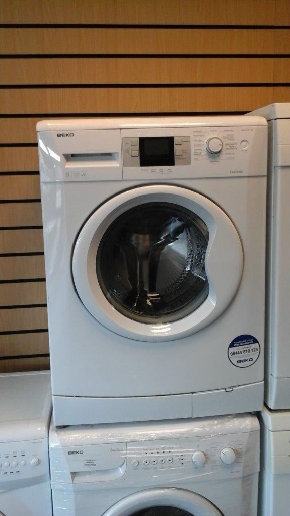 Beko Digital 8kg Washing Machine Excellent Superb