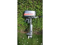 Mariner 4hp 2 stroke outboard motor. I have two for sale. £350.00 each.