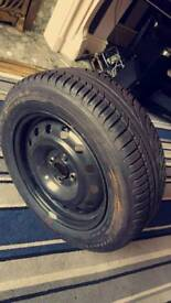 """15"""" spare tyre"""
