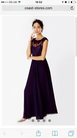 Coast Lori May Maxi Dress size 16 - brand new and sold out in shops!