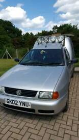 Vw caddy 2002 1.9tdi
