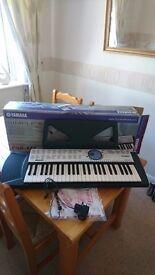 Yamaha PSR-125 Keyboard Boxed