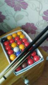 Snooker - pool table