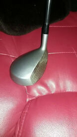 Adams Golf strong 7 wood.