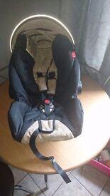 Maclaren by recaro car seat