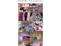 3-6 month baby clothes girls bundle
