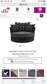 Swivel Chair - Never Used only £300
