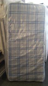 Brand new single mattress