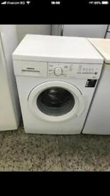 Siemens washing machine 8kg Full Working very nice 4 month warranty free delivery and installation
