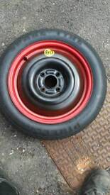 Lovely pirelli spare tyre from Ford focus