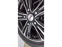 ford transit wheels