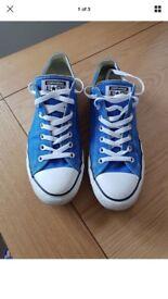 Men's converse - size 10