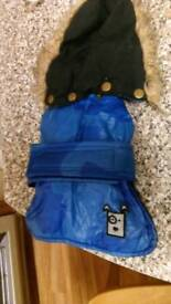 Xs/small dog coats and flexi lead