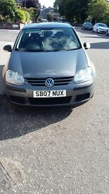 VW Golf 3dr in grey *TIMING BELT CHANGED*