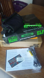 Trace Elliot Elf 200w Bass Head