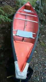 Canadian Canoe 19ft Long