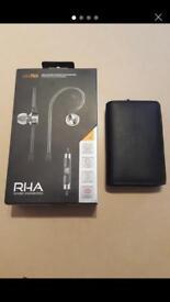rha ma750i earphones headphones