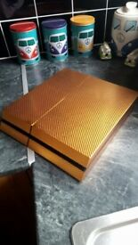 Ps4 500gb with controller and all leads good condition