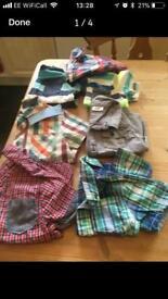 Kids clothes bundle boys