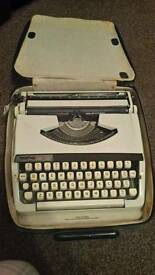 Brother vintage typewritter