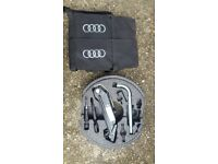 Audi tool kit / jack/wrench
