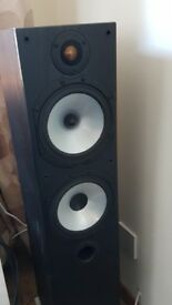 Floor standing and center speaker