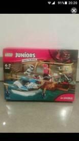 Brand new, sealed lego Ninjago 10755