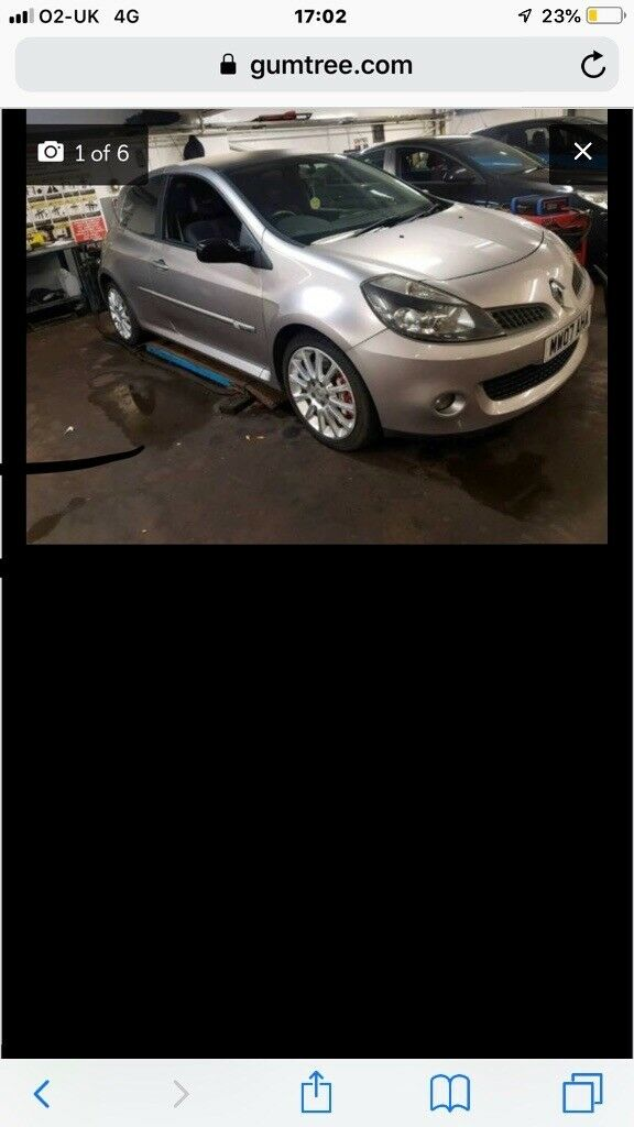 Renault Clio sport 197 £2000 ONO Bargain!! | in Newlands, Glasgow | Gumtree