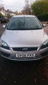 Well looked after FORD FOCUS ZETEC 1.6 12 months MOT
